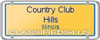 Country Club Hills board